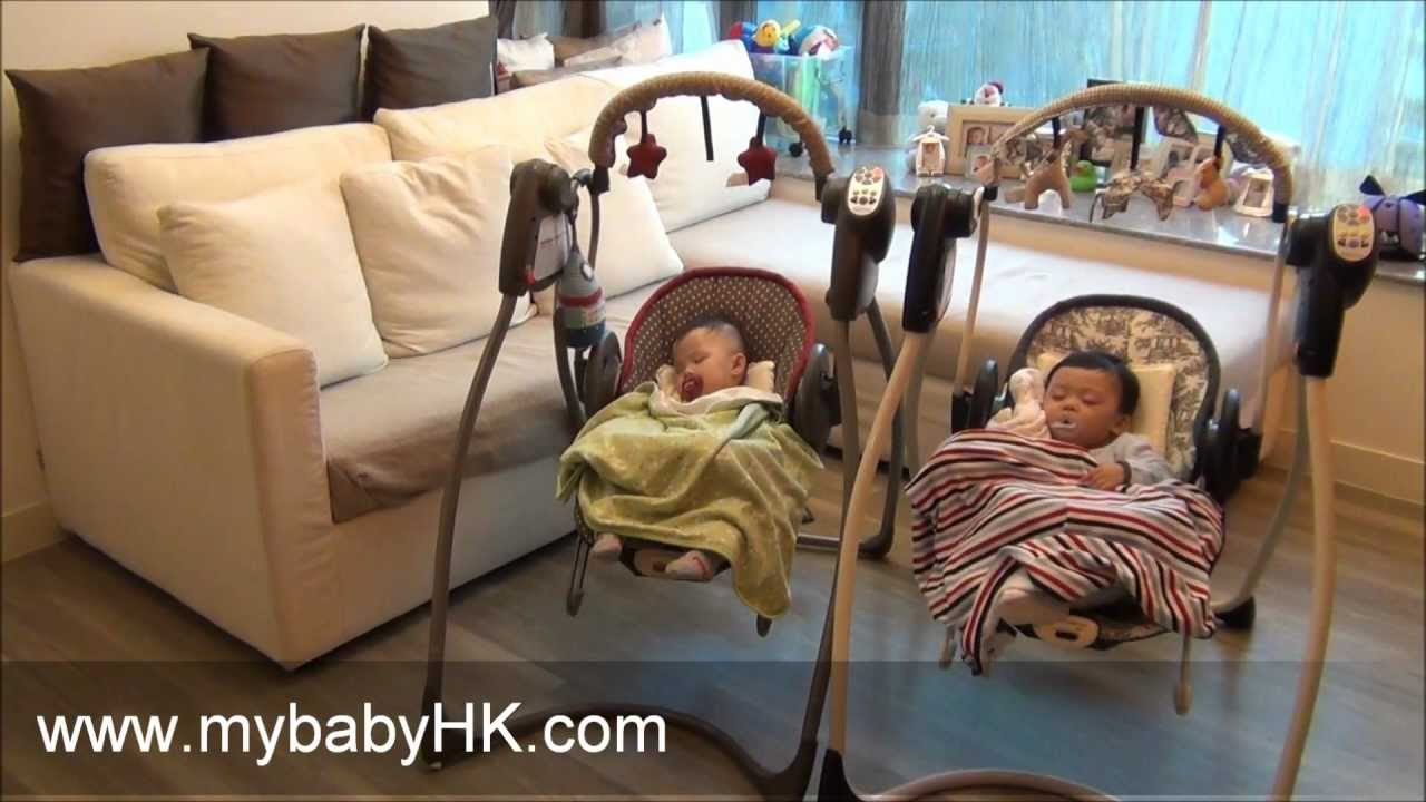 Best Baby Swing The Graco Swing and Bouncer 2in1