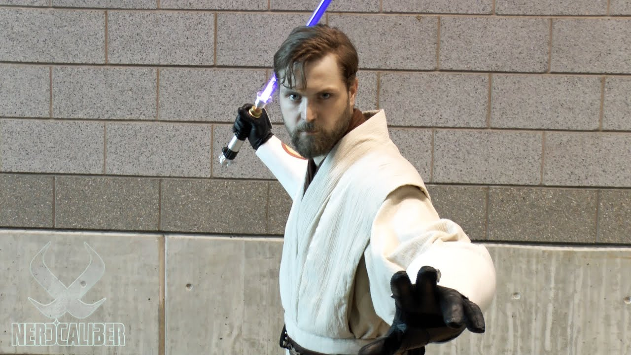 Clone Wars Wallpaper Hd Obi Wan Kenobi Star Wars Clone Wars Cosplay C2e2 2013