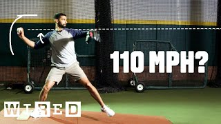 Why It's Almost Impossible to Throw a 110 MPH Fastball   WIRED
