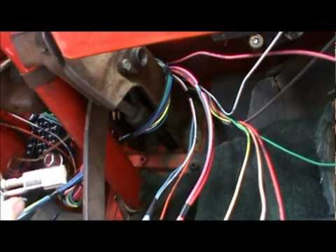 78 Chevy Truck Wiper Motor Wiring How To Install A Wiring Harness In A 1967 To 1972 Chevy