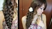 mermaid tail braid hairstyle hair
