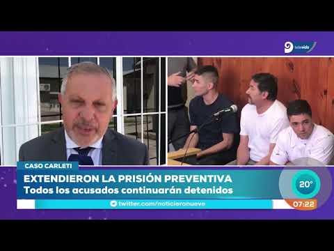 Caso Carleti: amenazaron al abogado de la familia de Norma