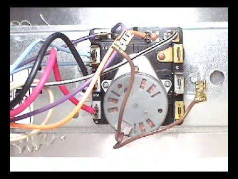 ge electric motor wiring diagram printable cell timer checking whirlpool 29 inch dryer - youtube