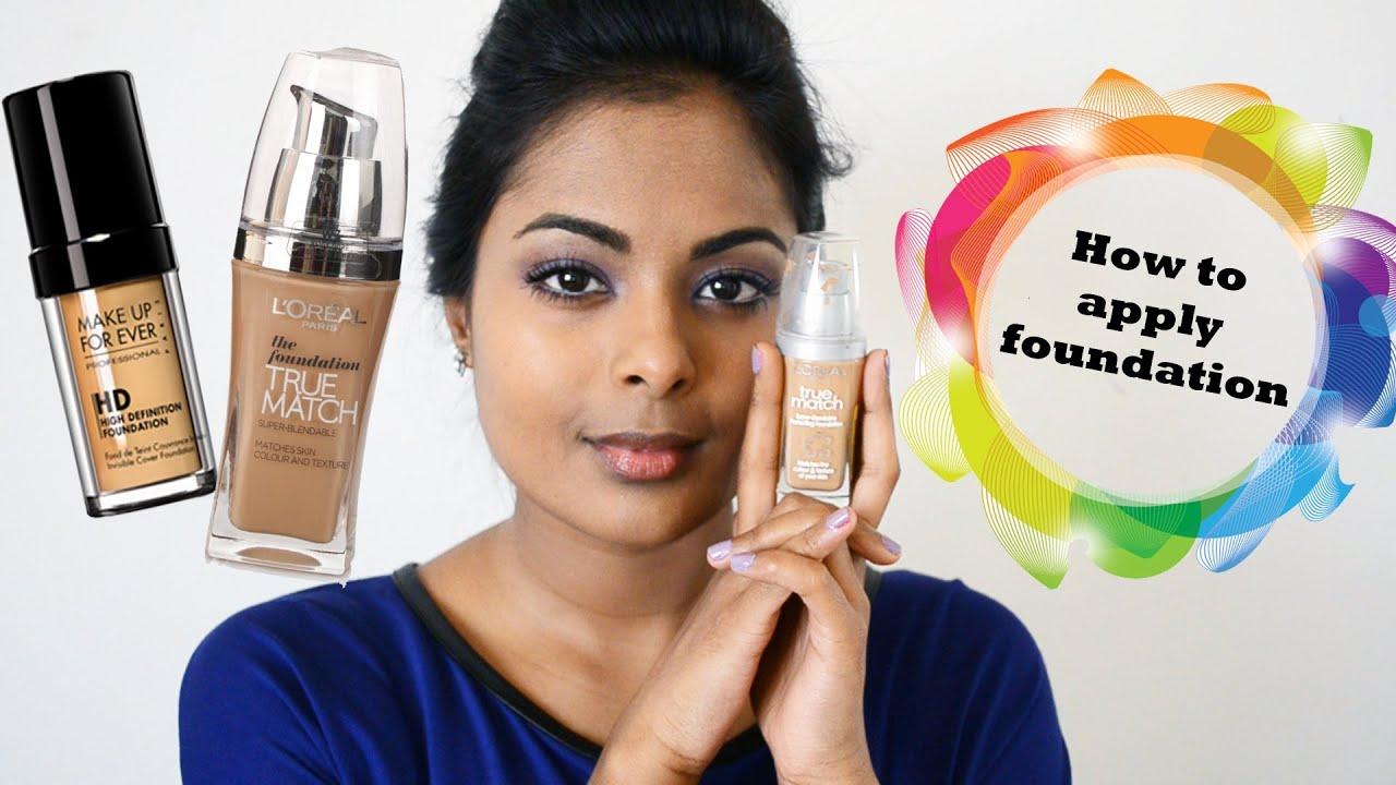 Makeup Tutorial Light Brown Skin