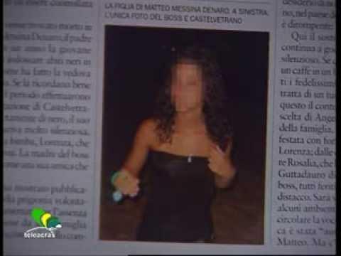 Ruoppolo Teleacras  Messina Denaro e la figlia  YouTube