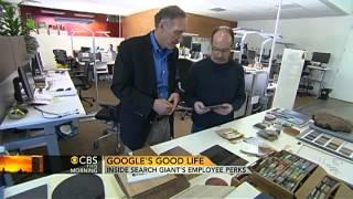 Google perks: The secrets behind America's favorite employer