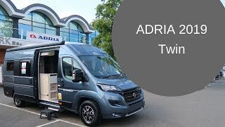 Adria Twin 2019 - First Look [CC] Free Download Video MP4 3GP M4A
