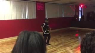 Performance in Michigan Skate Glow Party Kidathegreat