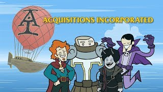 Acquisitions Incorporated Live - PAX West 2017
