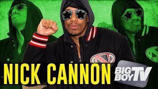 Nick Cannon on 'The Masked Singer', R. Kelly, Kevin Hart, Toxic Men & A Lot More!