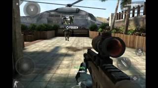 Let's Play Modern Combat 3: Fallen Nation #001 [Deutsch] [HD]