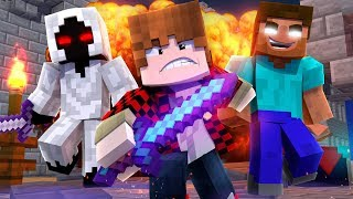 🎵 ″WARZONE″ - NEW Minecraft Music Song Parody