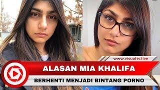 Mia Khalifa Ungkap Alasan Berhenti Menjadi Bintang Porno