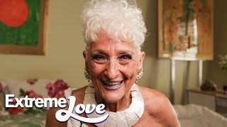 83-Year-Old Swipes Tinder For Toyboys | EXTREME LOVE