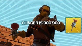 CLINGER GRENADE IS DOO DOO