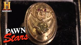 Pawn Stars: Outlaws & Criminals   History