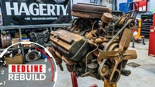 Chrysler Hemi FirePower V8 Engine Rebuild Time-Lapse | Redline Rebuild - S1E3