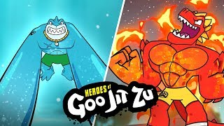Heroes of Goo Jit Zu | MINI MOVIE CARTOON | Episode 1 | TOYS OUT NOW!