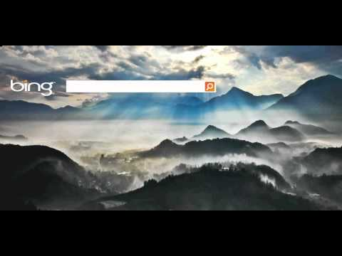 Bing Animated Wallpaper Search Engine Bing Mirosoft With Moving Background As