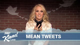 Mean Tweets - Country Music Edition