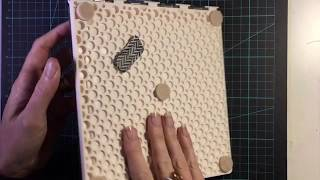 An Idea For Using Magnets With The We R Memory Keepers Precision Press!