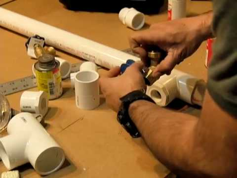 PVC PIPE CPVC PIPE How To Make a Thermal Insulated Vacuum