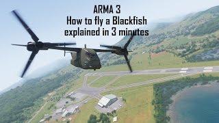 Download V44 X Blackfish - Arma 3 Apex Expansion VTOL, vehicle