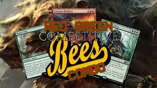 Modern RG Bee Combo - ″You can't spell Competitive without the letter B″ - MTG Gameplay