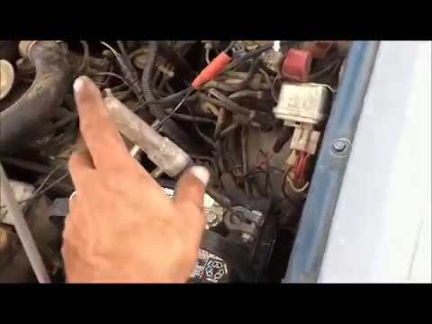 Injector Wiring Harness Diagram Find A Electrical Short On A Car Or Truck Youtube