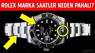 Rolex Marka Saatler Neden Bu Kadar Pahalı?
