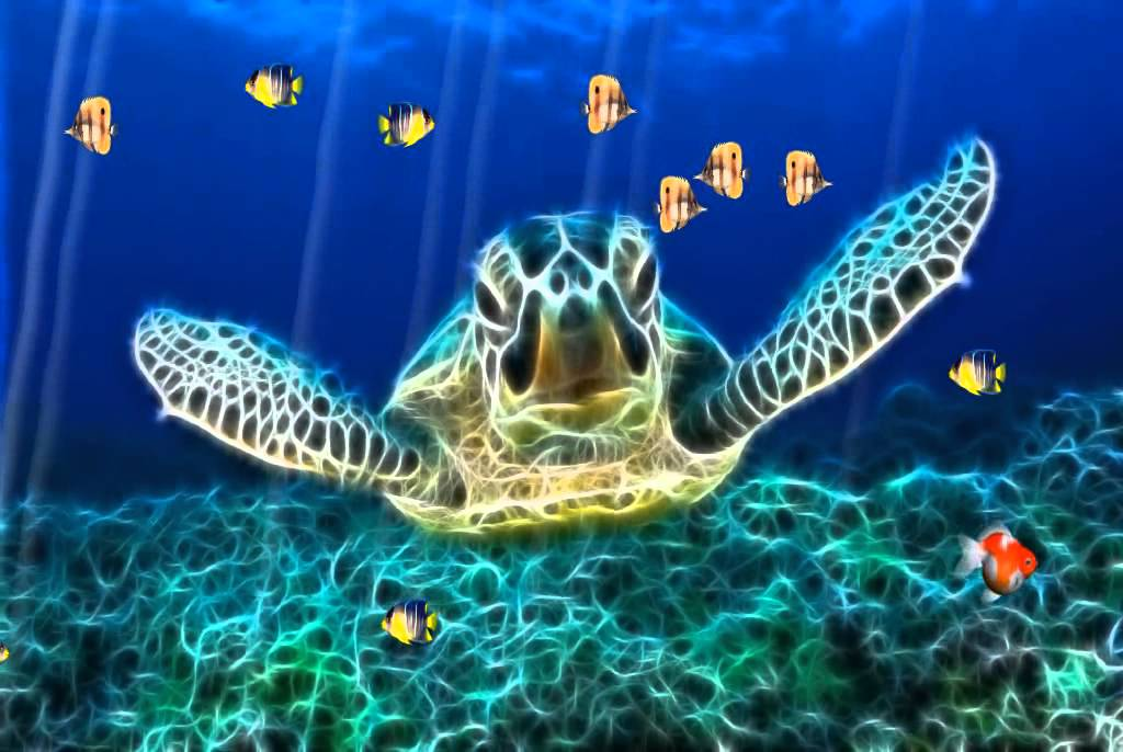 3d Moving Wallpaper For Windows 7 Free Download Ocean World Screensaver Http Www Screensavergift Com