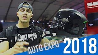 AUTO EXPO 2018 - معرض السيارات والدراجات بالدار البيضاء