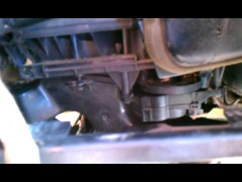 2005 Malibu Ac Diagram How To Replace Fix 2000 Chrysler 300m Mode Door Actuator