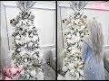 | DECORATING MY CHRISTMAS TREE | LUXE DECOR ON A BUDGET | DOLLAR TREE | HOW TO STYLE A TREE |