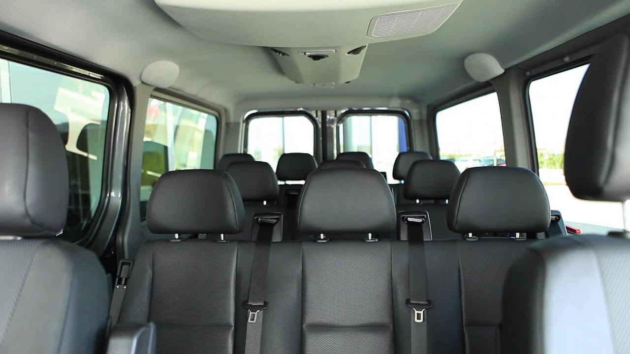 2013 Sprinter Passenger Van Walkaround  YouTube