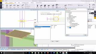 Download Tekla - Custom components basic Clip Video MP4 3GP