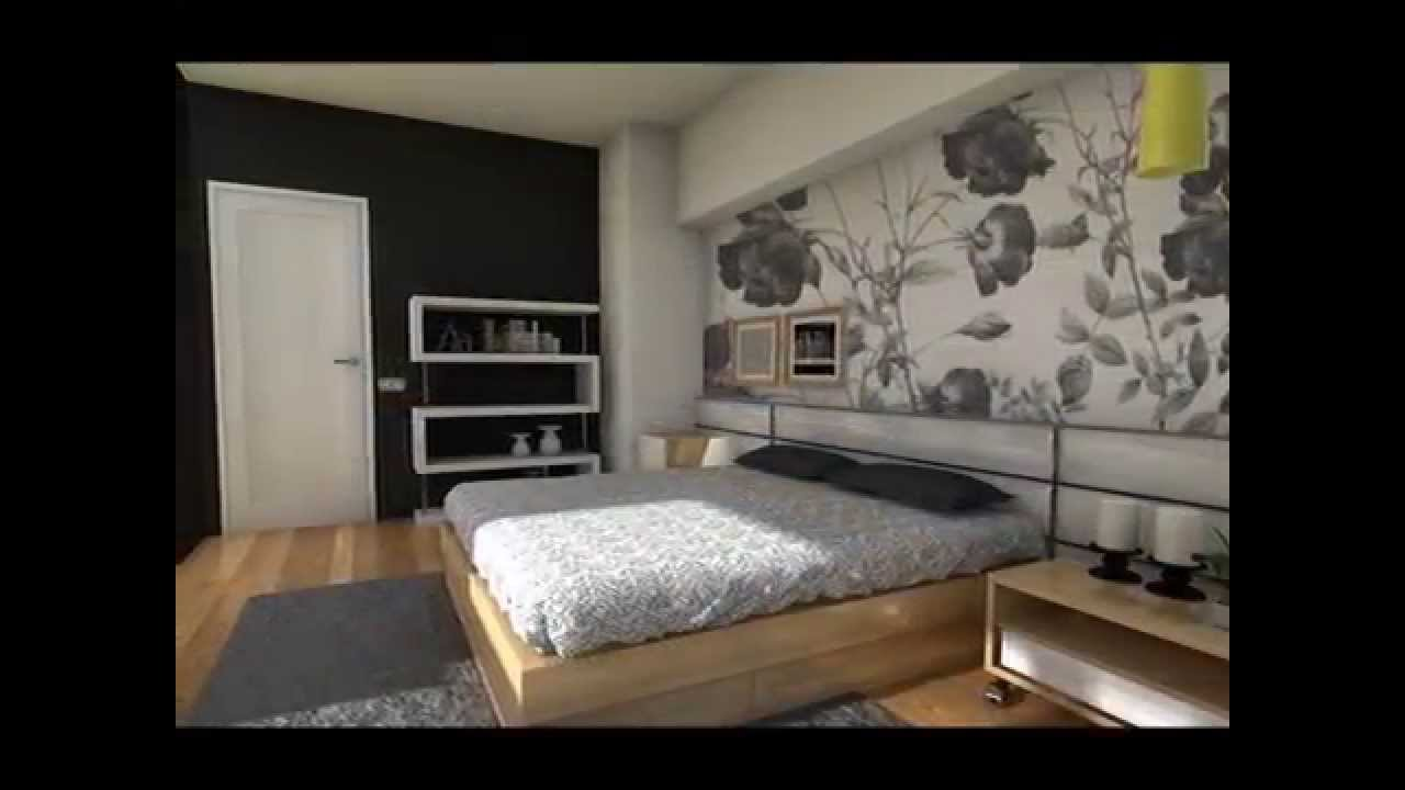 Diseo interior Dormitorios modernos  YouTube
