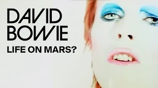 David Bowie – Life On Mars?