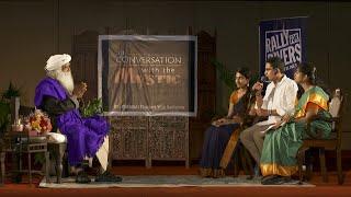 IIT Madras Students In Conversation with Sadhguru