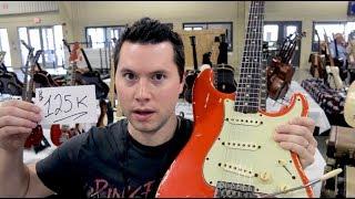 I Saw $477,000+ of Vintage Guitars