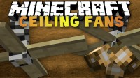 Minecraft - 1.5 - Ceiling Fans - Mod Review ...