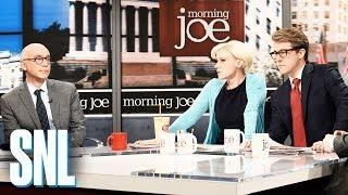 Morning Joe Michael Wolff Cold Open - SNL