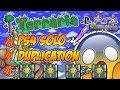 Terraria 1.3 Ps4 Solo Duplication Glitch (Terraria 1.3 Console Glitches) [PATCHED]