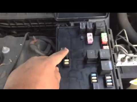 2014 Camaro Fuel Filter 2008 Dodge Charger Won T Start Youtube