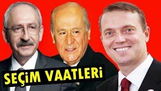 Türk Siyasi Tarihine Geçen 10 Seçim Vaadi