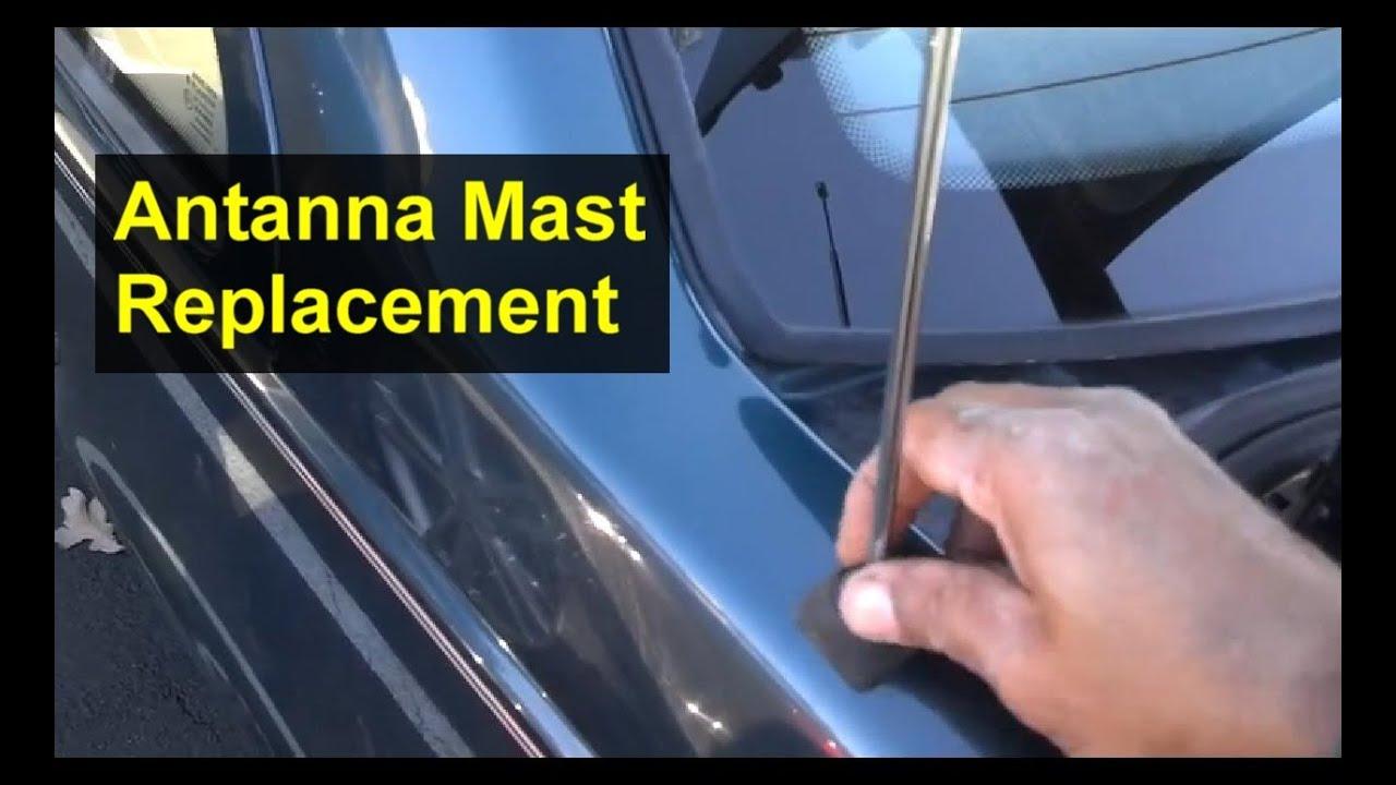 Auto Antenna Power