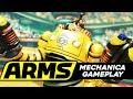 A POCKET MECHANICA?! | ARMS: Global Testpunch Mechanica Gameplay w/ JayYTGamer!