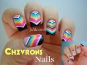 beach ball nail art - nails video