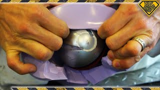 The Reveal: Homemade Silicone PokeBall Molds