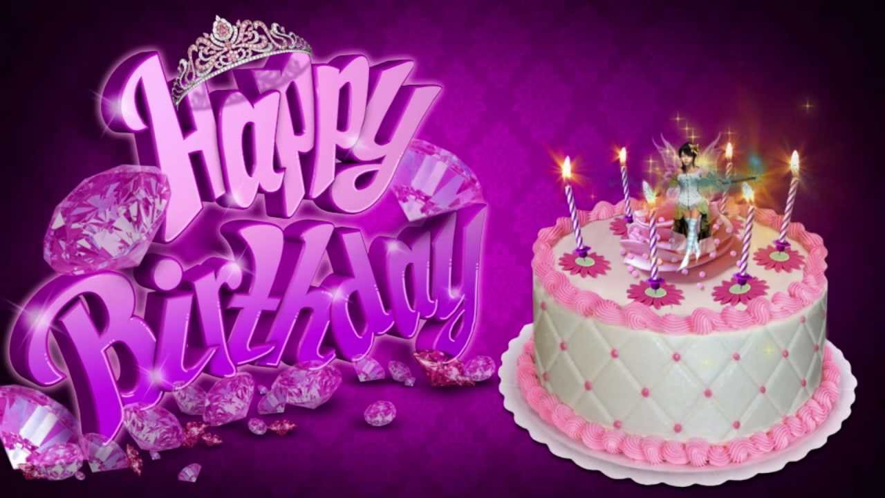 Happy Birthday Cake Images Her
